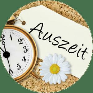 Stundenplan für Auszeiten zur Erhaltung der Work-Life Balance