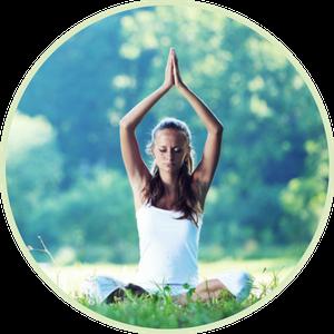 Yoga entspannt und beruhigt