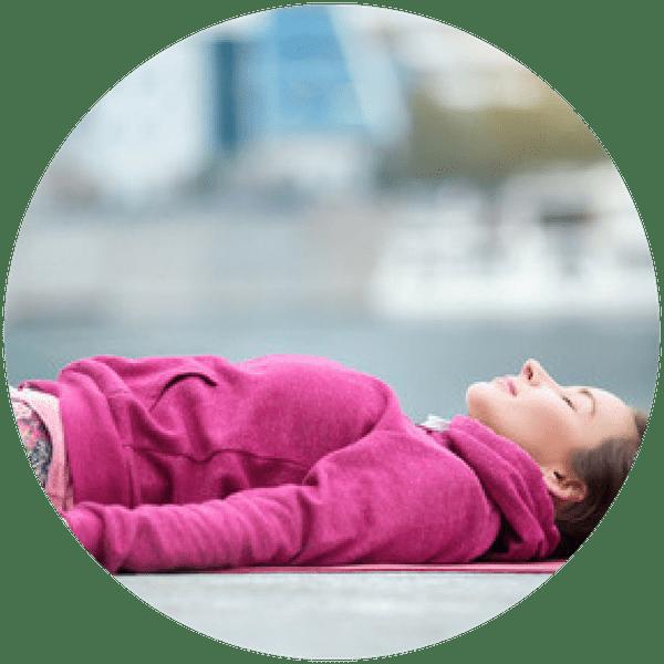 Neue Rituale erfordern Ausdauer: Autogenes Training am Abend zeigt frühestens nach ca. 6 Wochen Erfolg