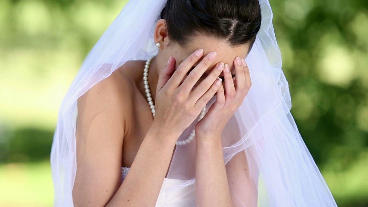 Braut-Nervenzusammenbruch-Passiflora