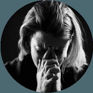 Phasenweise können die Wechseljahre Angstgefühle hervorrufen, die mit starker nervöser Unruhe einhergehen
